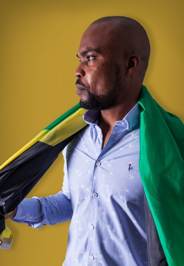 Camisa de hombre Bolt Patadegayo de calidad sostenible fabricada en España - plano fantasma